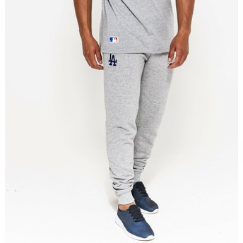 New Era Los Angeles Dodgers MLB Grey Long Track Pant