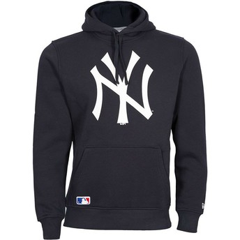 New Era New York Yankees MLB Navy Blue Pullover Hoodie Sweatshirt