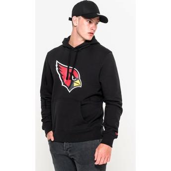 New Era Arizona Cardinals NFL Black Pullover Hoodie Sweatshirt