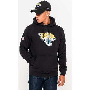 New Era Jacksonville Jaguars NFL Black Pullover Hoodie Sweatshirt