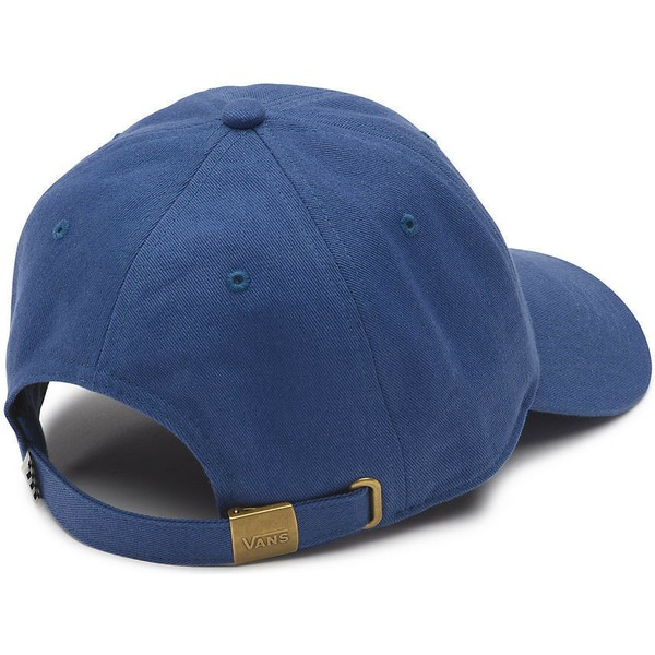 vans-curved-brim-snoopy-skateboard-court-side-navy-blue-cap