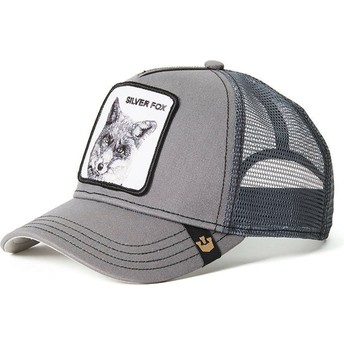 Goorin Bros. Silver Fox Grey Trucker Hat
