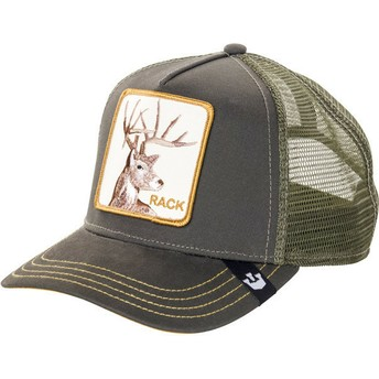 Goorin Bros. Deer Rack Green Trucker Hat