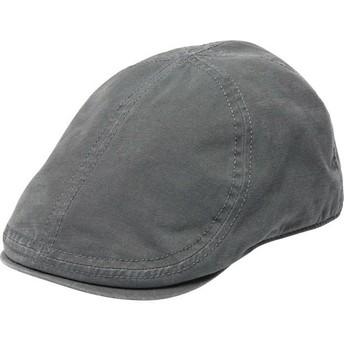 Goorin Bros. Ari Grey Flat Cap
