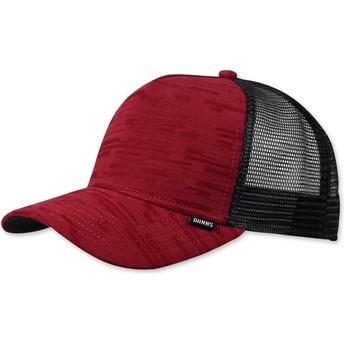 Djinns Bigseer Red Trucker Hat