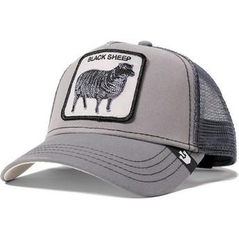 Goorin Bros. Sheep Shades of Black Grey Trucker Hat
