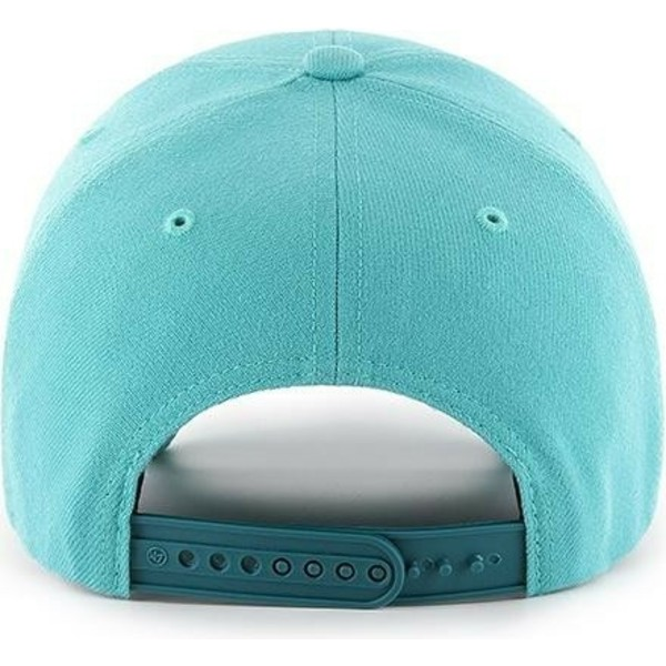 47-brand-curved-brim-new-york-yankees-mlb-mvp-turquoise-green-snapback-cap