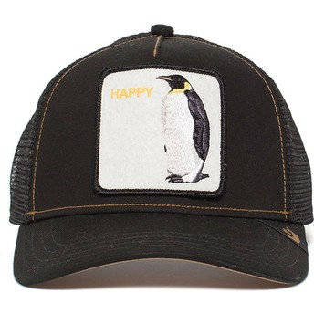 Goorin Bros. Penguin Waddler Black Trucker Hat