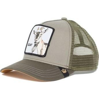 Goorin Bros. Goat Beard Green Trucker Hat