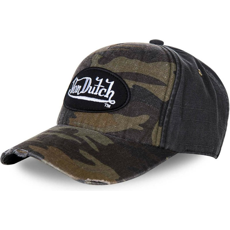 von-dutch-curved-brim-jack12-camouflage-adjustable-cap