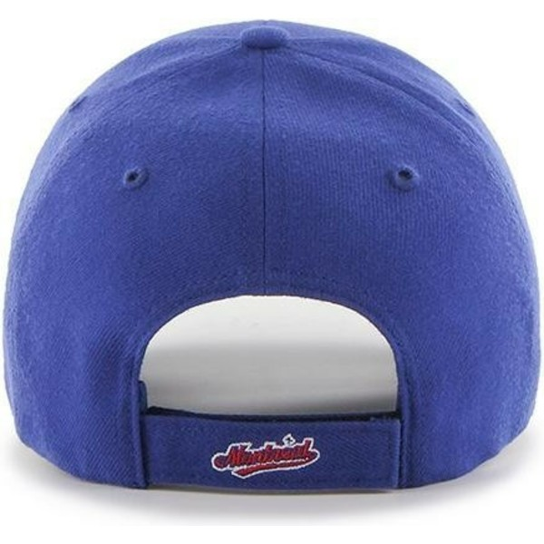 47-brand-curved-brim-classic-logo-montreal-expos-mlb-mvp-cooperstown-blue-adjustable-cap