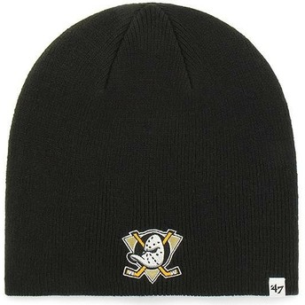 47 Brand Anaheim Ducks NHL Black Beanie