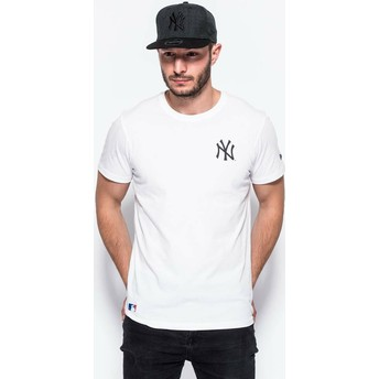 New Era East Coast Graphic New York Yankees MLB White T-Shirt