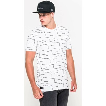 New Era Originators White T-Shirt