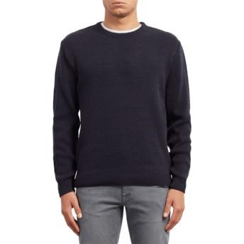 Volcom Navy Baltimore Navy Blue Sweater