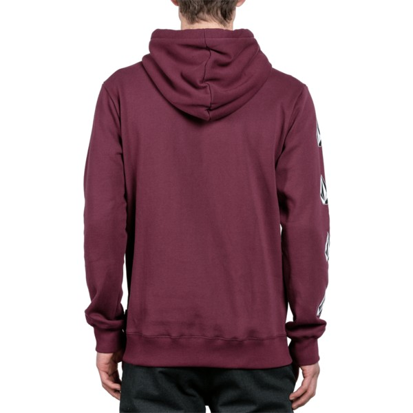 volcom-dark-port-supply-stone-red-hoodie-sweatshirt