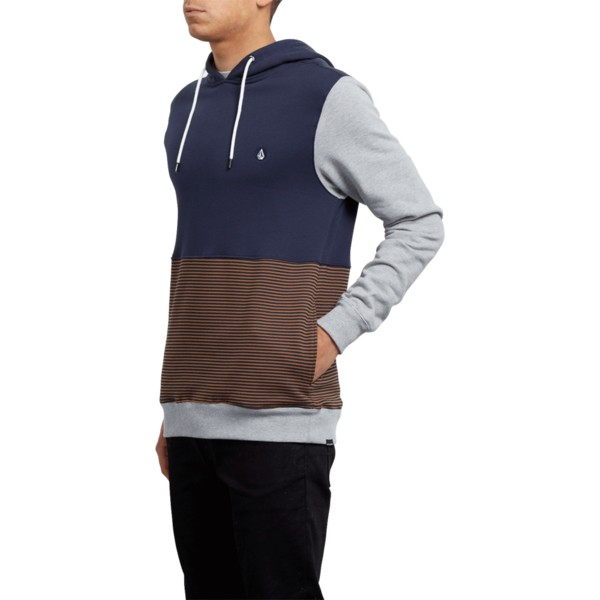 volcom-hazelnut-3zy-brown-and-navy-blue-hoodie-sweatshirt