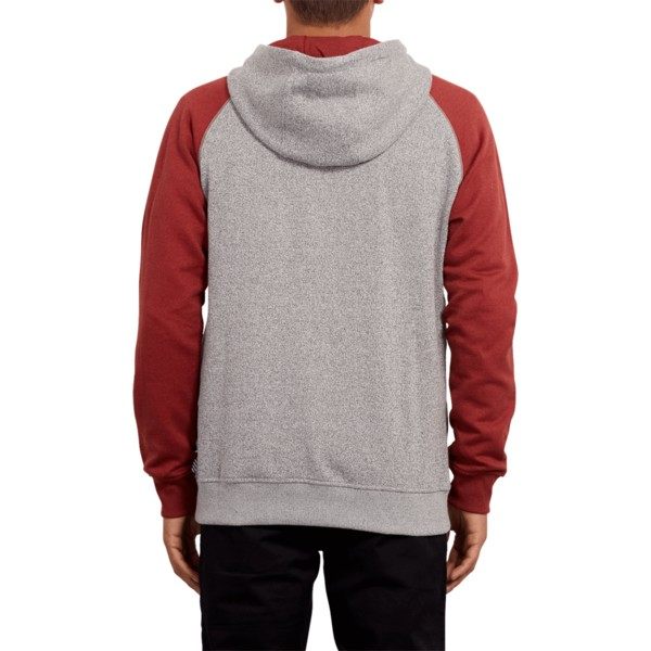 volcom-cabernet-homak-grey-and-red-hoodie-sweatshirt
