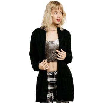 Volcom Black GMJ Black Sweater