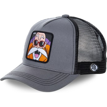Capslab Master Roshi KAM Dragon Ball Grey Trucker Hat