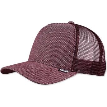 Djinns 2tone Oxford Red Trucker Hat