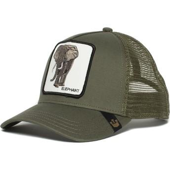 Goorin Bros. Elephant Green Trucker Hat