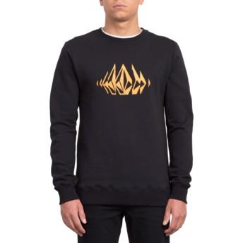 Volcom Black General Stone Black Sweatshirt