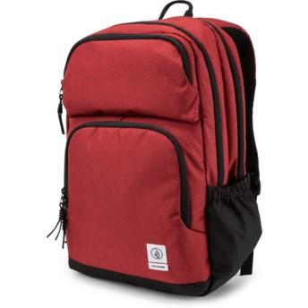 Volcom Burgundy Roamer Red Backpack