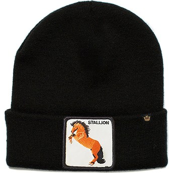 Goorin Bros. Big Horse Black Beanie