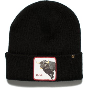 Goorin Bros. Big Bull Black Beanie