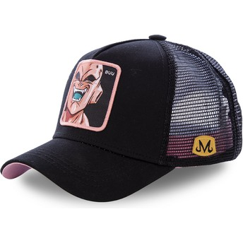 Capslab Kid Buu BUU Dragon Ball Black Trucker Hat
