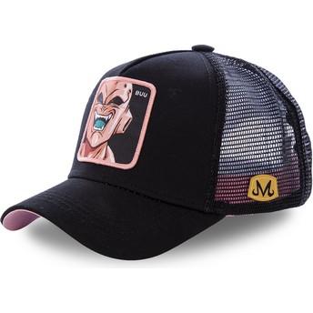 Capslab Kid Buu BUU Dragon Ball Black Trucker Hat