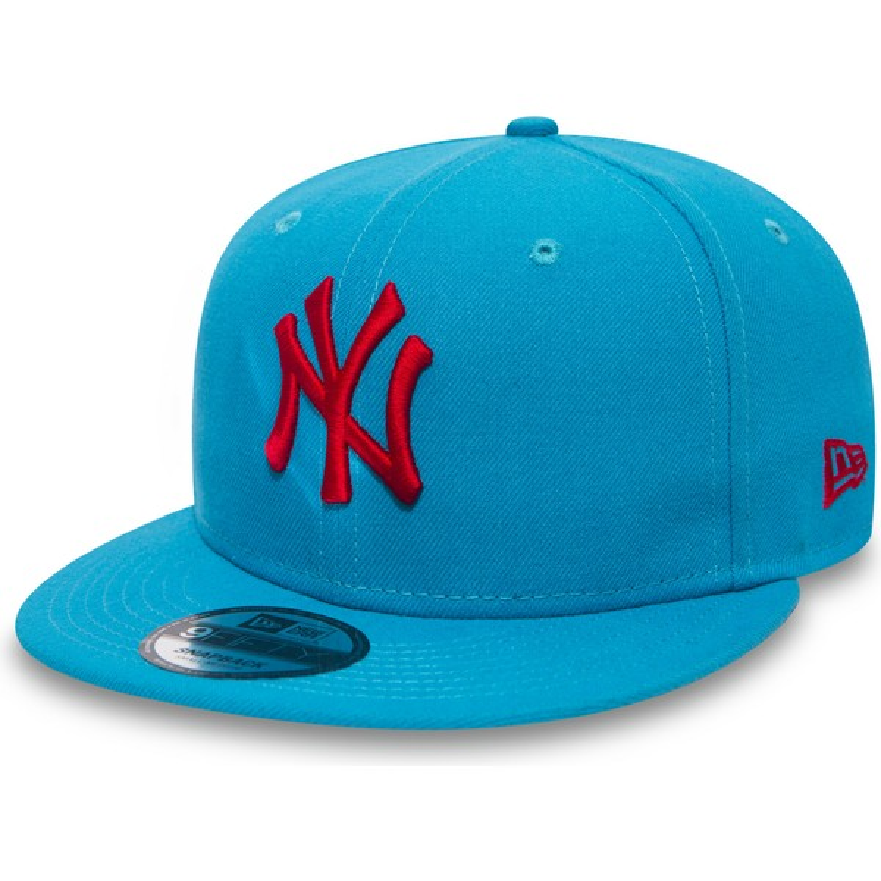 League Essential New Era New York Yankees 9fifty Snapback Teal