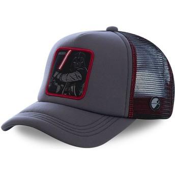 Capslab Darth Vader VAD5M Star Wars Grey Trucker Hat