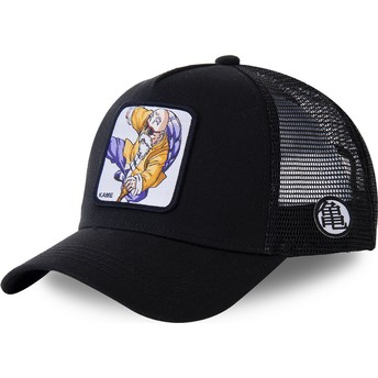 Capslab Master Roshi KAM10 Dragon Ball Black Trucker Hat