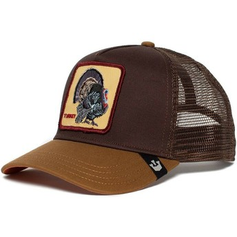 Goorin Bros. Wild Turkey Brown Trucker Hat