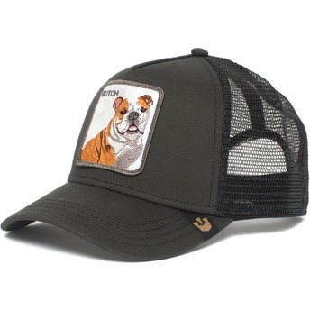 Goorin Bros. Bulldog Butch Black Trucker Hat
