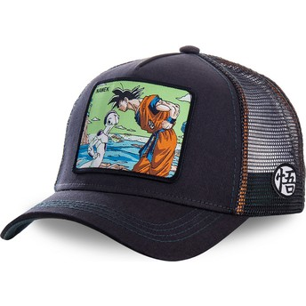 Capslab Goku Vs Frieza Namek NAM3 Dragon Ball Navy Blue Trucker Hat