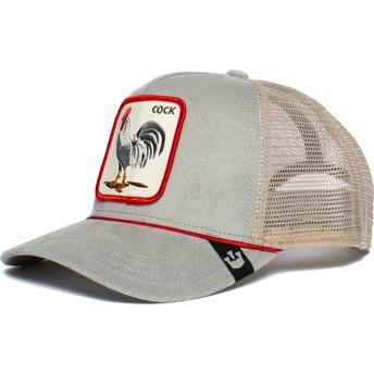 Goorin Bros. Rooster The Arena White Trucker Hat