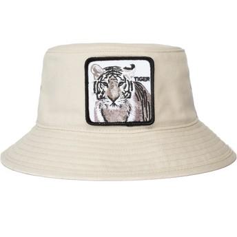 Goorin Bros. Tiger Killer Instincts White Bucket Hat