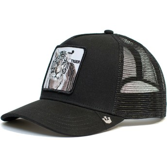 Goorin Bros. Silver Tiger Black Trucker Hat