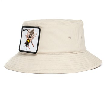 Goorin Bros. Bee Queen Bee-Witched The Farm White Bucket Hat