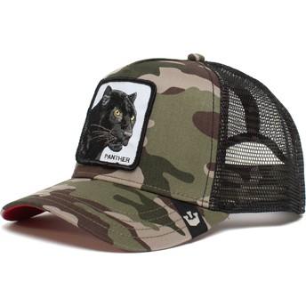 Goorin Bros. Black Panther The Farm Camouflage Trucker Hat