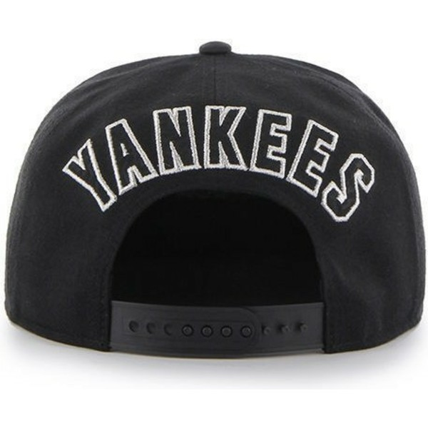 47-brand-flat-brim-large-logo-new-york-yankees-mlb-black-snapback-cap