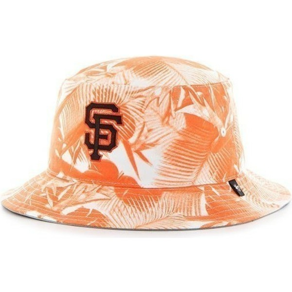 47-brand-mlb-san-francisco-giants-orange-bucket-hat