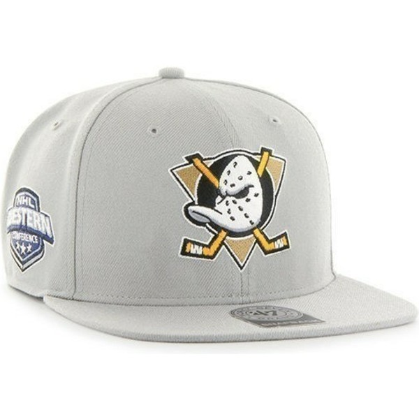 47-brand-flat-brim-nhl-anaheim-ducks-smooth-grey-snapback-cap