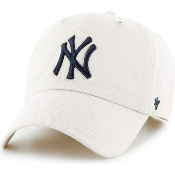 47-brand-curved-brim-large-front-logo-mlb-new-york-yankees-cream-cap